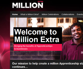 www.million-extra.co.uk - Homepage